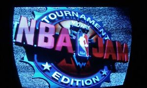 NBA Jam Tournament Edition JAMMA ARCADE PCB By MIDWAY GAMES