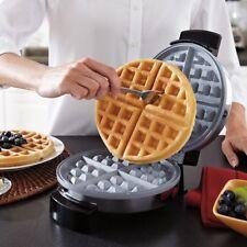 Electric Belgian Waffle Maker Ceramic Non Stick Dura Ceramic Flip Waffle Baker