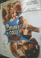 XXL Filmplakat,THE PASSION FLOWER HOTEL,Leidenschaftliche Blümchen, N KINSKI#65