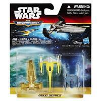 Star Wars: The Phantom Menace Micro Machines - Battle for Naboo Gold Series
