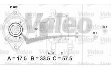 VALEO Alternador 120A Para OPEL OMEGA CALIBRA FRONTERA VAUX CARLTON 437213