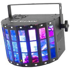 Chauvet Kinta FX Multi-Efecto LED DERBY láser ESTROBO DISCO DMX