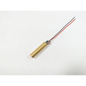 532nm 5mW 8mm APC Green Light Module Point Laser Module Locator DIY