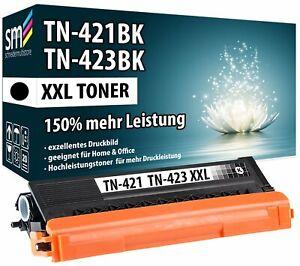 TN-421BK TN-423BK TONER XXL 150% MEHR FÜR BROTHER MFC-L8690CDW MFC-L8900CDW