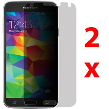 2X Privacy Filter Screen Guard Protector Film For Samsung Galaxy S5 SV