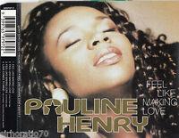 PAULINE HENRY Feel Like Making Love CD Single