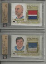 12/13  Ultimate Frank Mahovlich Enshrined 34th National Superbox Memorabilia 1/1