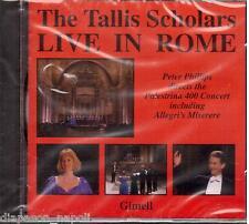 Palestrina: Missa Papae Marcelli, Stabat Mater; Allegri: Miserere / Tallis Sc CD