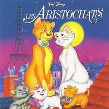 LES ARISTOCHATS (DISNEY) - MUSIQUE FILM - VERSION FRANCAISE - GEORGE BRUNS (CD)