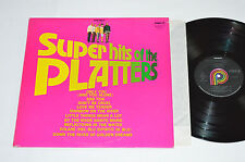 THE PLATTERS Super Hits of LP 1970 Pickwick Records Canada Vinyl SPC-3236 VG+/VG
