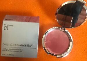 IT Cosmetics Ombre Radiance Blush in Je Ne Sais Quoi - Full Size - New in Box