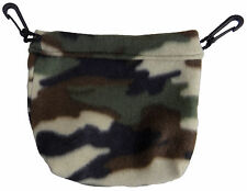 Sleeping Pouch (Camo) for Sugar Gliders and small pets