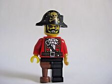 Lego PIRATE CAPTAIN Series 8 Minifigure Collectible 8833