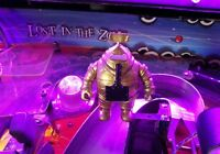 TWILIGHT ZONE Pinball Invader mod GOLD