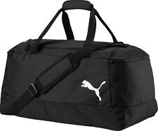Puma Pro Training II Holdall Black Medium Size Duffel Bag Gym Training Weekender