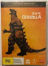 Godzilla Millennium Series (DVD, 6 Disc Movie Collection) *NEW & Sealed* Region4
