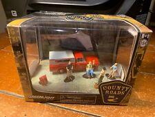 2010 Greenlight Dioramas Series 2 Camping HTF