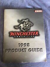 Winchester Ammunition 1998 Product Guide