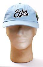 Ecko Unltd Signature Blue Adjustable Baseball Cap Hat Adult One Size NWT