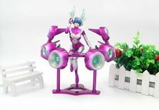 LOL League Of Legends 22cm Modern Club DJ Sona Buvelle 3D PVC Action Figure Toy