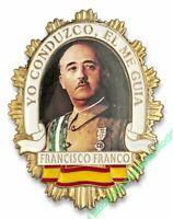 09189 - Chapa cartera FRANCISCO FRANCO