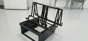 M1 Tested rock and roll bed frame *INCLUDES BED BOARDS & FOAM*