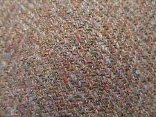 VINTAGE HARRIS TWEED WOOL BLAZER ~ MAUVE & GRAY ~ Size 36 37 38 S R ~ Chest 40