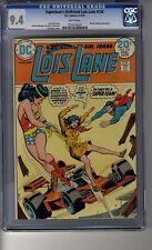 Superman's Girlfriend Lois Lane (1958) # 136 - CGC 9.4 White Pags - Wonder Woman