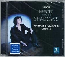 Nathalie STUTZMANN: HEROES FROM THE SHADOWS Handel Philippe Jaroussky Partenope