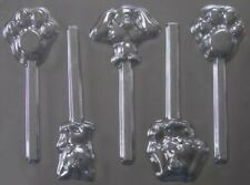 Blues Clues Chocolate Lollipop Candy Mold 353