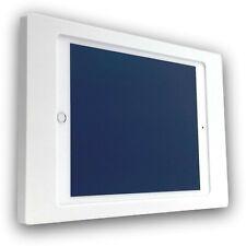 Tablet Wandhalterung für iPad Air1/2, iPad 5/6   Mineralwerkstoff Corian weiss