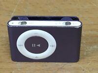 Apple Ipod Shuffle 2nd Generation Purple