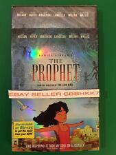 Kahlil Gibran's The Prophet DVD & SLIPCOVER  BRAND NEW FREE SHIPPING!