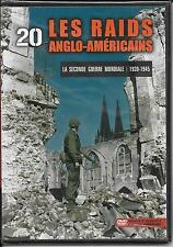 DVD ZONE 2--DOCUMENTAIRE--SECONDE GUERRE MONDIALE N° 20--RAIDS ANGLO AMERICAINS