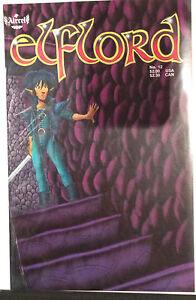 Elflord #12 FN+ 1st Print Free UK P&P Aircel Comics