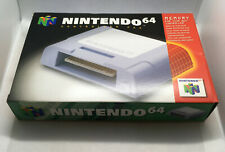 Nintendo 64 Controller Pak - BOX ONLY - Authentic - Good Cond. - N64