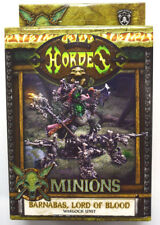 Hordes Minions Barnabas, Lord of Blood Warlock Unit PIP 75074