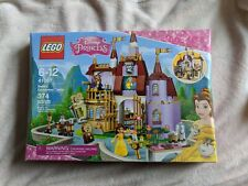LEGO 41067 Belle's Enchanted Castle NEW SEALED Disney Beauty and the Beast 374pc