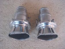 EXHAUST OUTLETS . FARED . MEGAPHONE . SKI / WAKE / SPEED BOAT