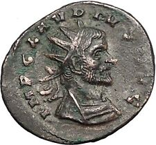Claudius II Gothicus 268AD  Ancient Roman Coin Good luck Cult Commerce i55897
