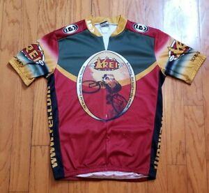 RARE!! Garneau Mens Cycling Jersey - Large