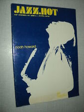JAZZ HOT 326 (4/76) NOAH HOWARD TRISTANO MAMBO BOBBY TIMMONS CANDY JOHNSON MACEO