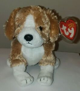 Ty Beanie Baby - SIDE-KICK the Dog - MINT with MINT TAGS