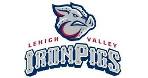 Mitch Williams Bobblehead SGA Lehigh Valley Ironpigs