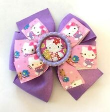 ba503cf42 Hello Kitty Multi-Color Bow Hair Accessories for Girls for sale | eBay