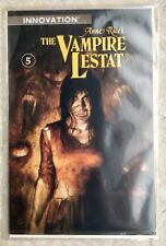 VAMPIRE LESTAT #5 ANNE RICE INNOVATION 1990 HORROR COMIC BLOOD SUCKERS SCARCE X
