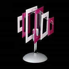Abat Jour Lume in Plexiglass COLORI A SCELTA Lampadario Comodino Design Camera