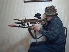 Shooting stick, Bipod, Steady rest,Crossbow rest,Shur-Shooter,Turkey, Arm Brace