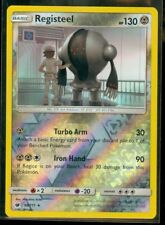 Pokemon REGISTEEL 68/111 - Crimson Invasion RARE Rev Holo - MINT