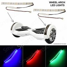 Skateboard PASSARUOTA LED SMART Balance STRISCIA LED LUCE modo SWEG Parti UK